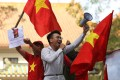 Growing numbers of Vietnamese are convinced that bolder action is required in the face of the Chinese challenge. Photo: AFP