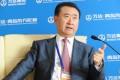 Wang Jianlin, chairman of the property and entertainment conglomerate Wanda Group. Photo: EPA