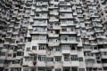 The current residential rental yield in Hong Kong stands at about 2.9 per cent, close to the US 10-year treasuries yield of 2.5 per cent. Photo: AFP