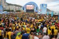 Brazil fans have shown a lot of passion for the World Cup. Photo: AFP