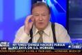 Fox News host Bob Beckel makes racial slur on live televsion last Thursday. Photo: SCMP Pictures