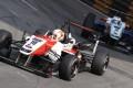 Alex Lynn came in first, followed by Felix Rosenqvist (14) in last year's Formula 3 Macau Grand Prix qualifying. Photo: Nora Tam