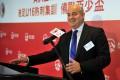 HKFA chief Mark Sutcliffe hopes to secure a television deal soon. Photo: Xinhua