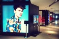 Light-box ad for Topman at Queensway Plaza. Photo: Jason Y Ng