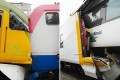 South Korea trains collide, killing one and injuring dozens