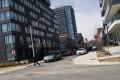 Condominiums along Sackville Street in Toronto. Photo: Bloomberg