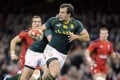 Bismarck Du Plessis has been a rock for the Springboks and the Sharks. The Sharks pack, led by Du Plessis, will present a strong challenge to the Crusaders in Saturday's Super 15 semi-final. Photo: Reuters