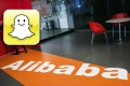 """Alibaba is building a presence in the US, while Snapchat's popularity has continued to grow, with people sending more than 700 million disappearing """"snaps"""" a day. Photo: Reuters"""