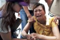 Many distraught relatives are still searching for their loved ones. Most of the victims were the breadwinners of their families. Photo: Reuters