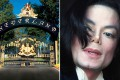 Michael Jackson's Neverland estate is being considered for sale. Photos: AFP, AP