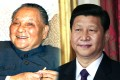 Xi Jinping regards Deng Xiaoping (left) as his role model and quotes him often in speeches. Photos: Reuters, AP