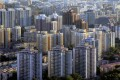 Like their rivals, Country Garden Holdings and China Resources Land  face uncertainties over meeting their annual sales targets this year given the slump in property market. Photo: Reuters