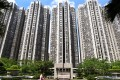 The biggest rent rise was seen in Sceneway Garden in Lam Tin, with rents up 5.7 per cent month on month to HK$24.30 per sq ft. Photo: Edward Wong