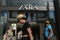 Zara has been singled out by China's quality control watchdog more than 15 times Since the retailer's 2006 debut in the country. Photo: AP