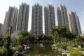 Low-priced flats at Kingswood Villa in Tin Shui Wai continued to sell well in August. Photo: Edward Wong
