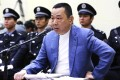Condemned mining tycoon Liu Han is linked to Zhou. Photo: Xinhua