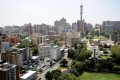 The city centre in Johannesburg is being replaced as South Africa's commercial hub because of crime in the old business district. Photo: AFP