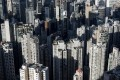 Hong Kong is seen reaping a rise of 10 per cent in prime office rents between this year and 2019, after suffering from a decline of 3.2 per cent in the previous five-year cycle. Photo: AFP