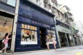 Gough Street, in newly trendy NoHo, is now home to Ralph Lauren and other top brands. Photo: Nora Tam