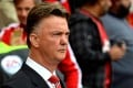 Louis van Gaal says his team have yet to play well for a whole game. Photo: AFP