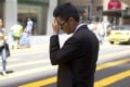 A shrinking workforce is expected to slow down economic growth in the city for the next five years, the latest Hang Seng Bank research shows. Photo: Bloomberg