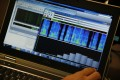 Voice recognition software monitors speech characteristics. Photo: AP