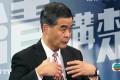 Leung Chun-ying denies evading taxes. Photo: SCMP