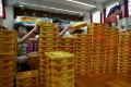 Landfill spared 16 tonnes of mooncake boxes