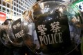 Police is facing image problem over alleged assault on a protester