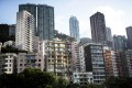 The bullish projections on supply come hot on the heels of a report that home prices in Hong Kong's secondary market hit a record high last Friday. Photo: AFP