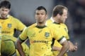 Kurtley Beale is now free to continue his Wallabies career with immediate effect after he was cleared of sending a second offensive text message to an ARU staff member. Photo: AP