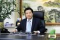Ha Van Tham is suspected of bank fraud. Photo: SMP