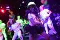 Children dance the day away in a New York club. Photo: AFP