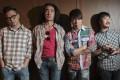 Bouncing back: (from left) Mau Hou-cheong, Clement Fung Ting-ching, Lee Siu-wai and Lai Man-wang. Photo: Bruce Yan