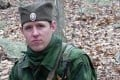 An FBI picture of alleged police killer Eric Frein. Photo: EPA