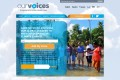 """Our Voices, a global internet-based """"prayer platform"""" to urge world leaders to consider the """"moral dimensions"""" of climate change"""