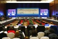 APEC 2014 Concluding Senior Officials Meeting at China National Convention Center in Beijing. Photo: Xinhua