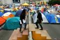 The US bill backs protesters' calls for free and fair elections in Hong Kong. Photo: Sam Tsang