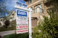 Overall foreclosure filings rose 15 per cent in the US in October.