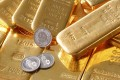 There has been unusual trading in gold in recent weeks. Photo: Reuters