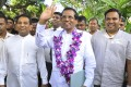 Former Sri Lankan Health Minister Maithripala Sirisena, who resigned on Friday and said he would run as an opposition candidate against President Mahinda Rajapaksa in a snap elections. Photo: Reuters