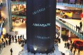 The luxurious Aviapark mall opens amid much fanfare in northern Moscow on Friday.