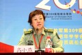 Major General Gao Xiaoyan has been accused of taking bribes linked to construction projects. Photo: SCMP