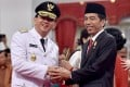 Both Basuki Tjahaja Purnama and Joko Widodo are flying on updrafts of legitimacy, as their direct personal style greatly appeals to the public. Photo: AFP