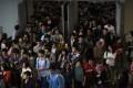 Students at last year's SAT exam held in Hong Kong. Photo: Reuters