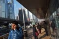 Analysts widely expect China's economic growth to slow to a 24-year-low of 7.4pc this year. Photo: AFP