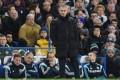 Chelsea boss Jose Mourinho is weary of Stoke City when his Blues travel to the Britannia Stadium. Photo: EPA
