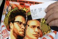 Sony Pictures Entertainment was condemned by Pyongyang for making the movie, and criticised at home for at first postponing the release of the movie. Photo: Reuters