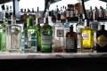Ozone Bar at The Ritz-Carlton Hong Kong offers many varieties of gin. Photo: May Tse