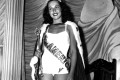 In this September 8, 1945 file photo, Bess Myerson holds the scepter after being crowned Miss America 1945 at the annual pageant in Atlantic City. Photo: AP